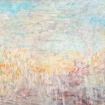 חורף באויר, אוסף האמן