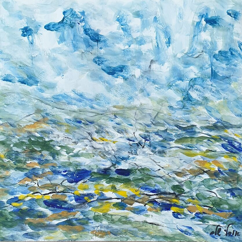 Abstract Landscape 5