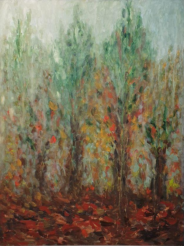 עצים בסתיו