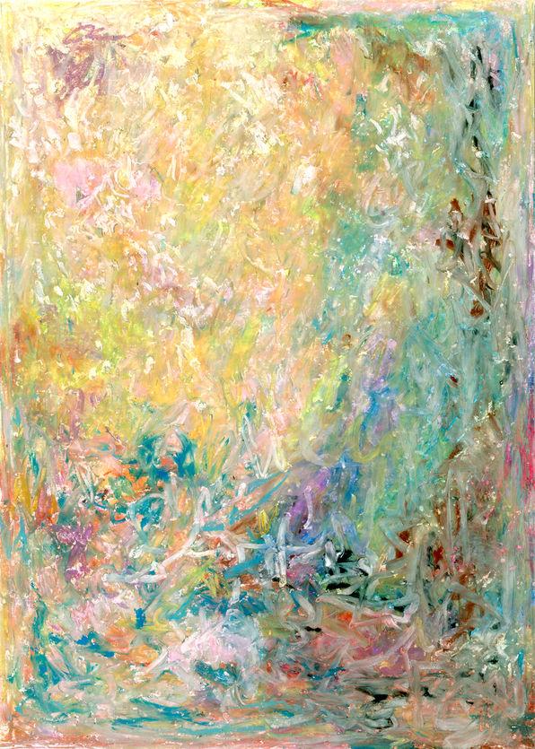 Pastel flowering