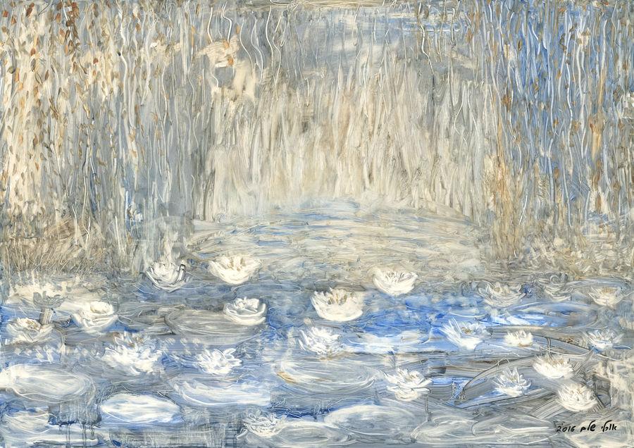 חבצלות מים