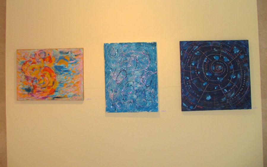2007 תערוכה במגדלי זיו, אוצר אודי רוזנווין
