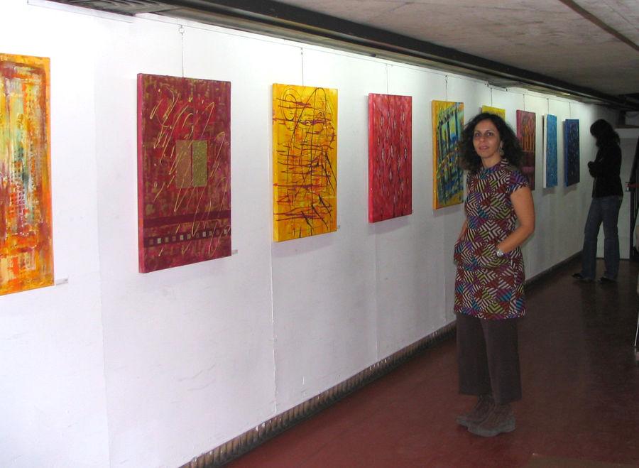 2007 תערוכת יחיד, מועדון צוותא תל-אביב