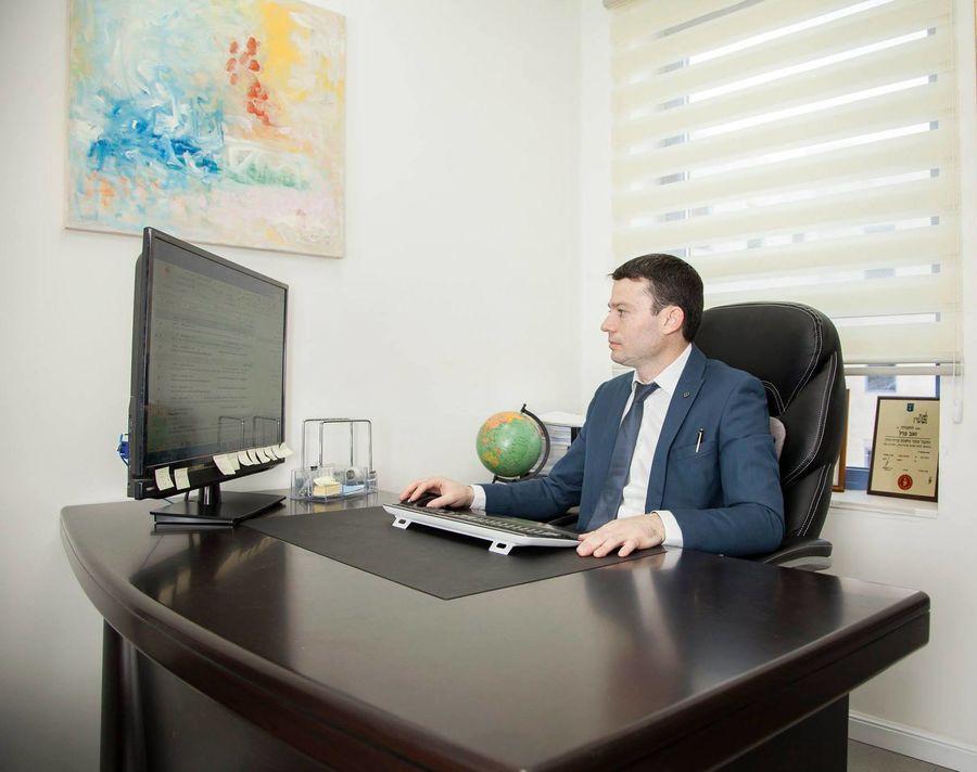 במשרד עורכי דין