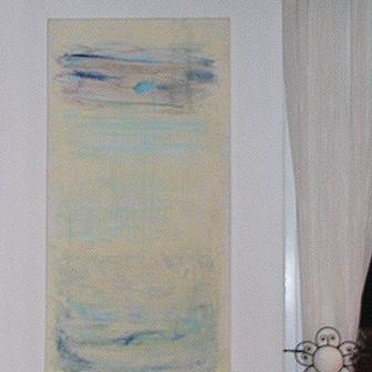 ציור לירי בבית בנילי